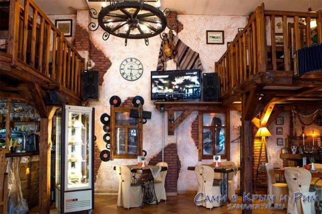 Ресторан Старый Город