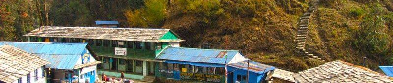 Деревня Тадапани