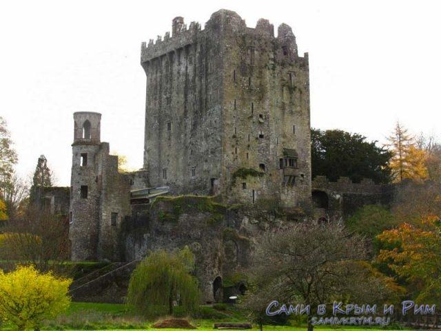 Замок Бларней