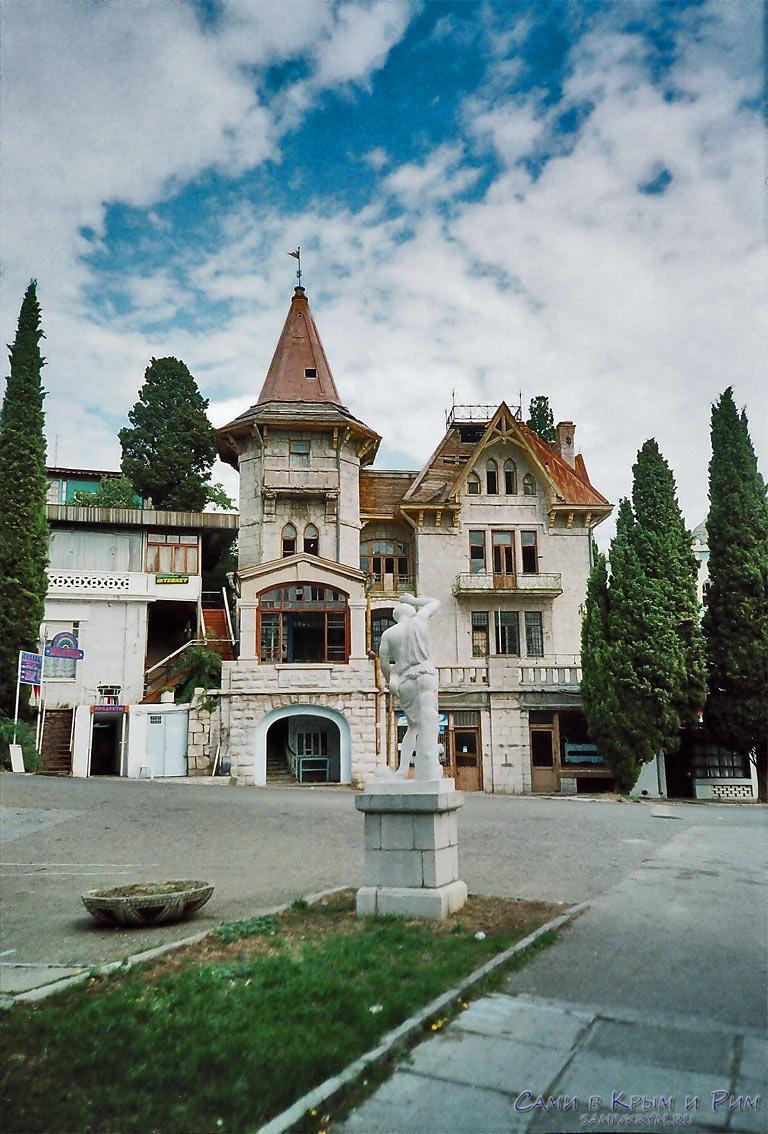 «Ксения» и «Мечта» будут жить – реконструкция красивейших старинных вилл Симеиза!