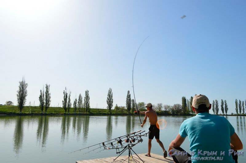 Рентабельность платной рыбалке