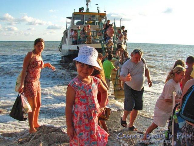 Высадка на Серебрянном пляже