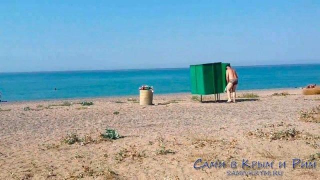 Дикие пляжи Фрунзе