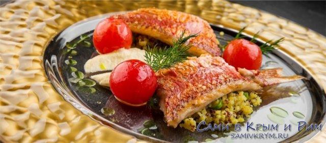 Самая вкусная рыба в Крыму – 1 место в рейтинге регионов и фестиваль рыбной кухни