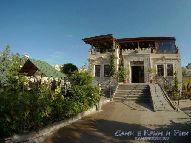 Алатурка Хаус - отель в Гереме