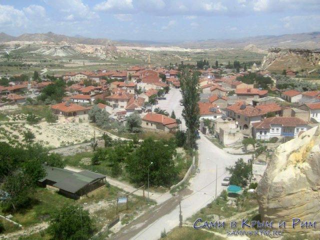 Деревня Кавушин