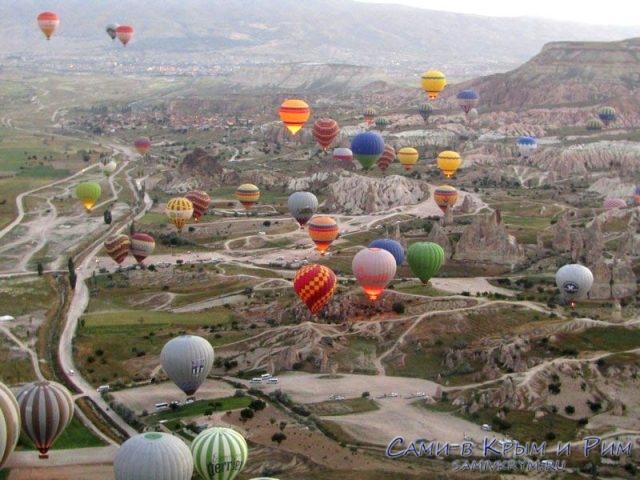 Фестиваль воздушных шаров начинается