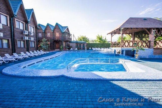 Гостиница в Ростове - Русский стиль