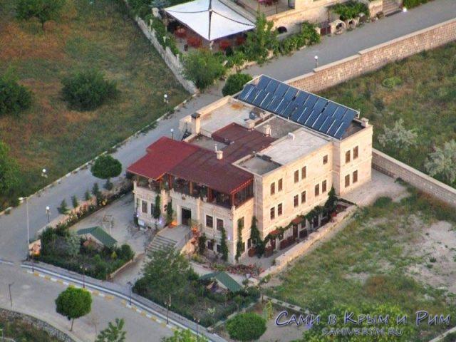 Мой отель в Гореме