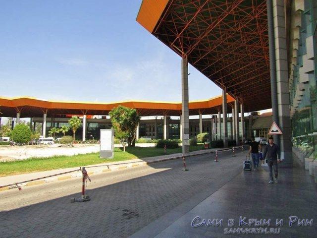 Новый анталийский автовокзал