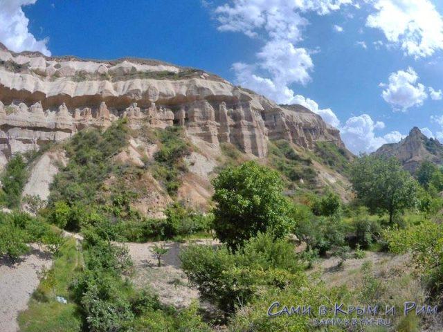 Красивые пейзажи в 1-й части долины