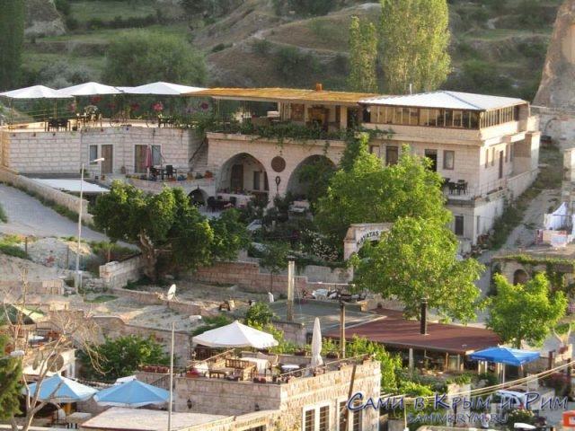 Разные отели в городе Гереме