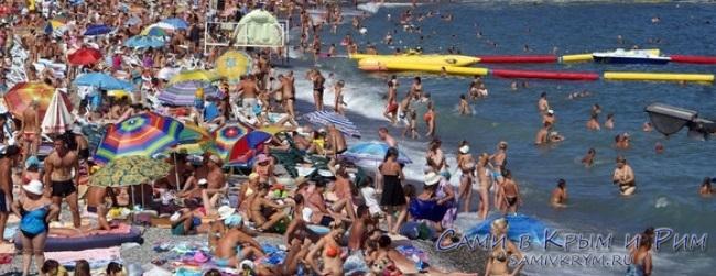 пляжи-крыма