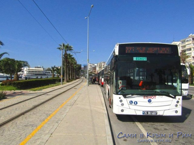 Автобус 777 Каршияка - Зоопарк