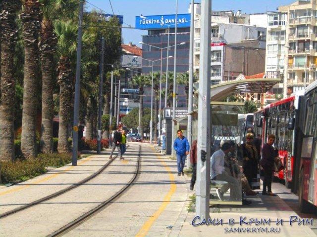 Автобусная станция Каршияка