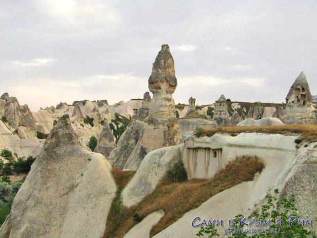 Долина Аджилар в Гереме