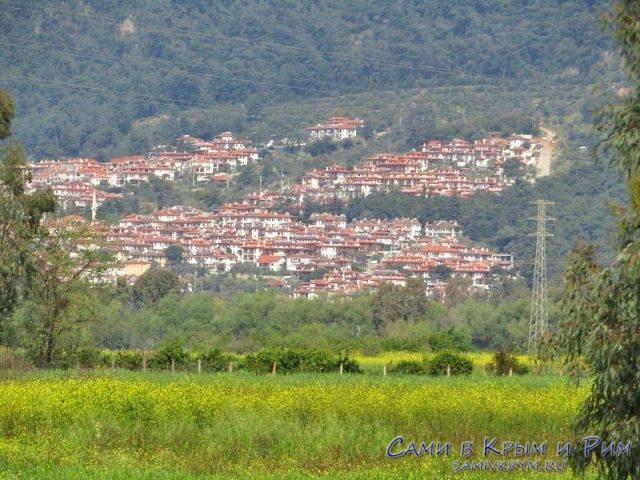 Горные деревеньки