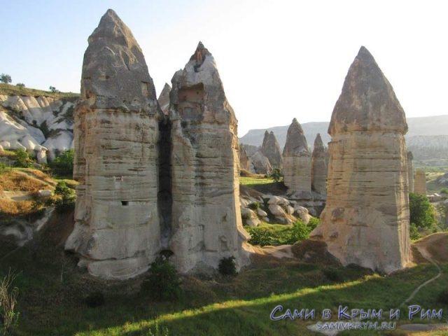 Камни заменители фаолосам из Долины Любви