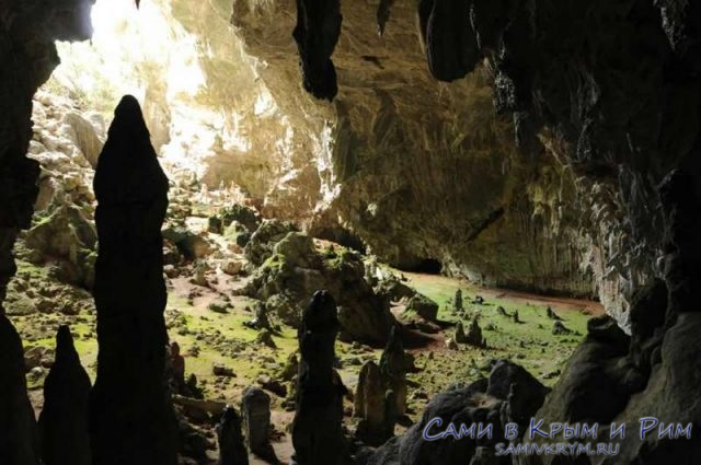 Пещера Немара