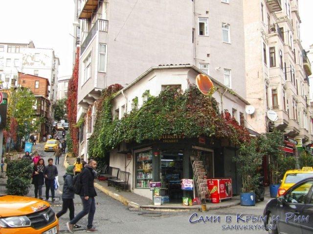 Район Джиганхир стамбульский Париж