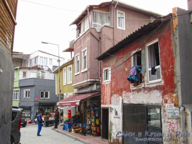 Стамбульское гетто в Джиганхир