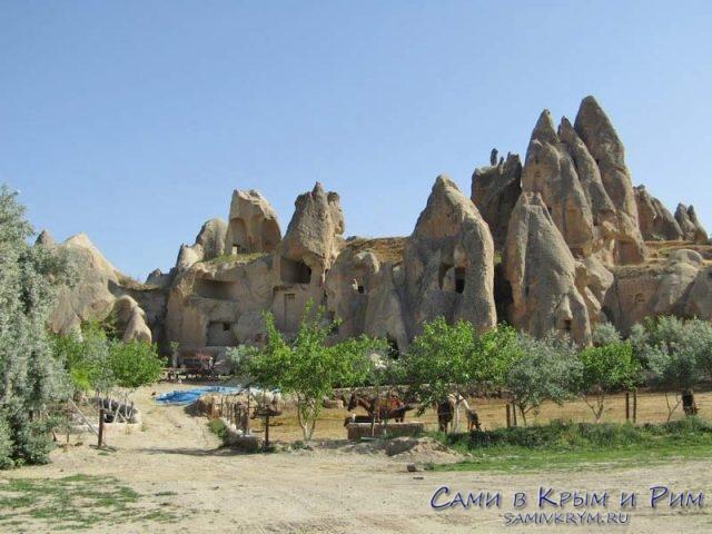 Турецкое хозяйство в долине Сабель