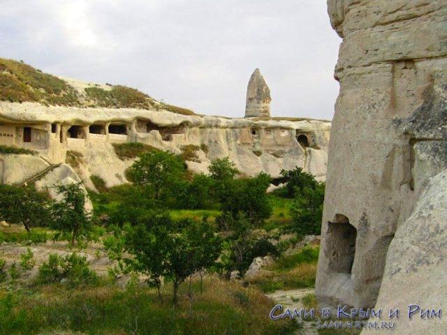 В поисках церкви Юсуфа в Гереме