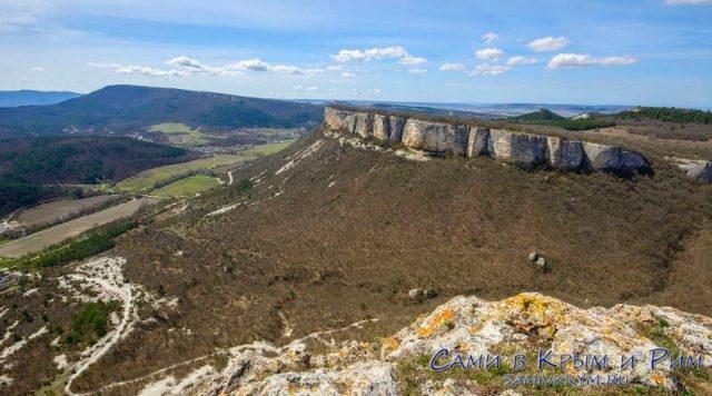 Виды Качинской долины