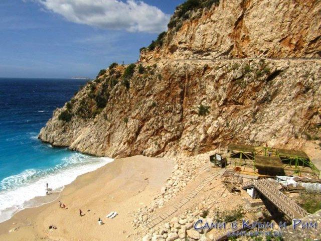 Готовят инфраструктуру пляжа к сезону