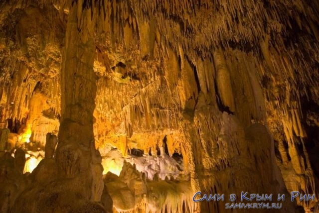 Пещера Дамлата
