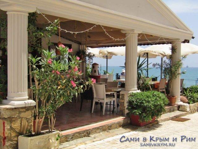 Рестораны Сиде у моря