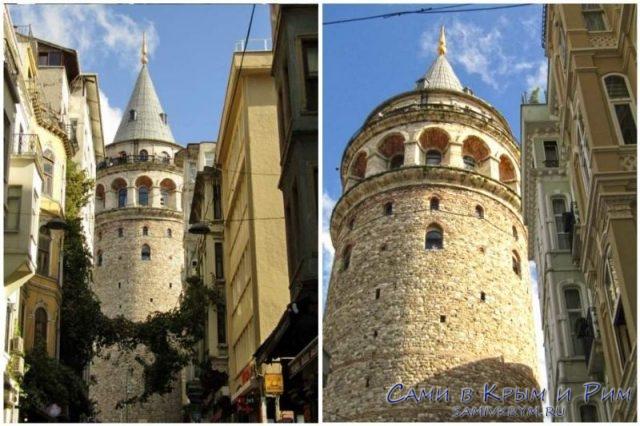 Галатская-башня-моя-любимая-достопримечательность-Стамбула