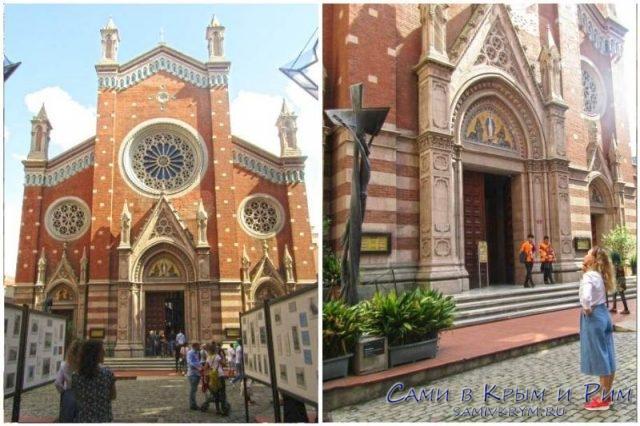 Католический-собор-на-Истикляль