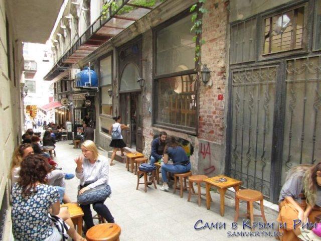 Наверное лучшая кофейня Стамбула