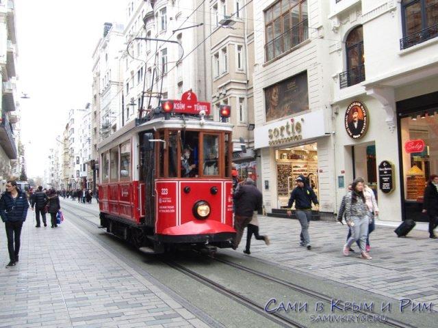 Ностальгический трамвай Т2