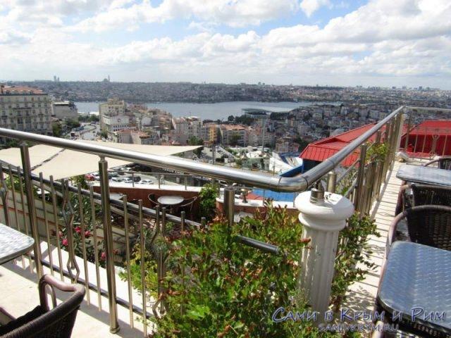 Видовые балкончики отелей