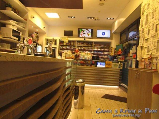 Кафетерии Милана