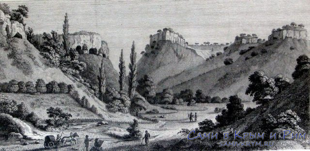 Окрестности Бахчисарая