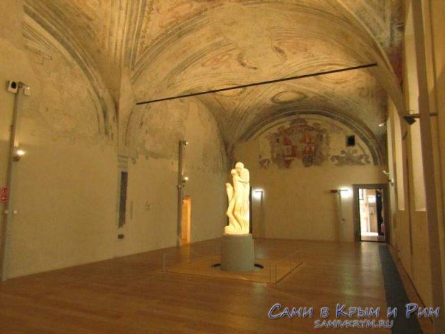 Последняя скульпутра Микеланджело