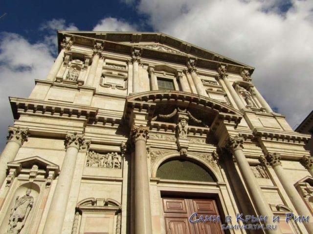 Шикарная архитектура Милана