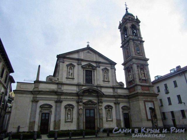 Главные соборы Милана