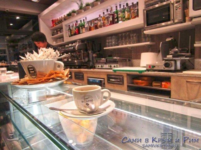 Утренний кофе в Италии как традиция