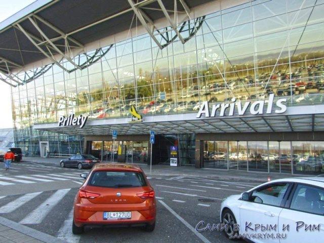 Аэропорт Иванка в Братиславе