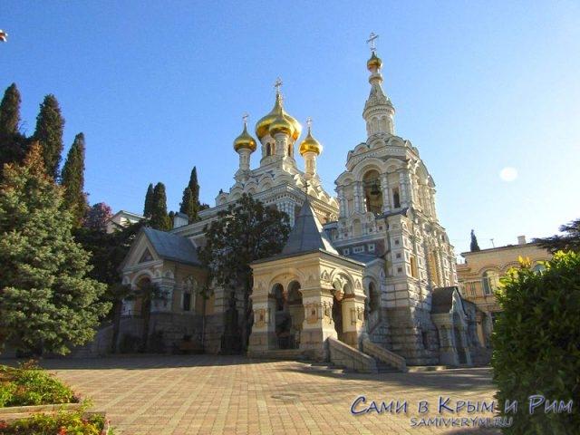 Собор-Александра-Невского-утром