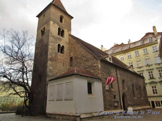 Церковь СВятого Руперта - самая старая церковь Вены