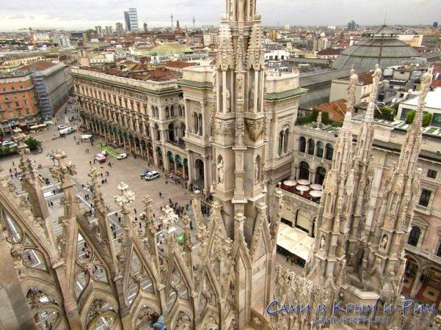 135 статуй Миланского собора