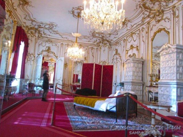 Императорские апартаменты
