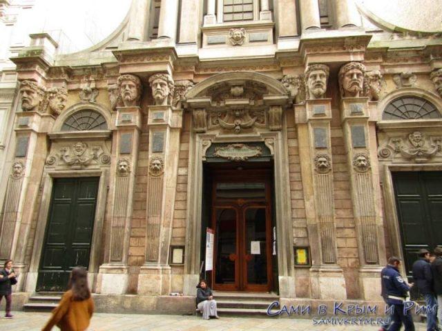 Имперская архитектура центра Милана