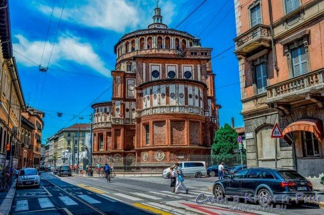 Красоты Милана