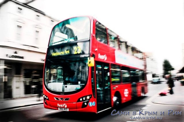 Общественный транспорт Лондона